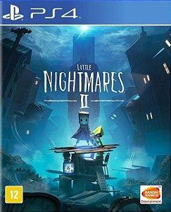 Little Nightmares 2 PS4 midia digital