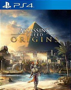 Assassin's Creed® Origins  ps4 midia digital