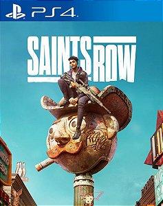 Saints Row PS4&PS5