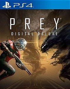 Prey: Digital Deluxe Edition PS4 MIDIA DIGITAL