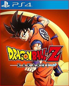 Dragon Ball Z: Kakarot - Psn Ps4 Mídia Digital