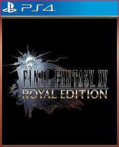 final fantasy xv royal edition ps4 midia digital