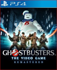 GHOSTBUSTERS THE VIDEO GAME REMASTERED PS4 PSN MIDIA DIGITAL