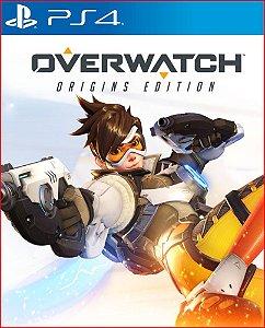 OVERWATCH LEGENDARY EDITION PS4 MÍDIA DIGITAL