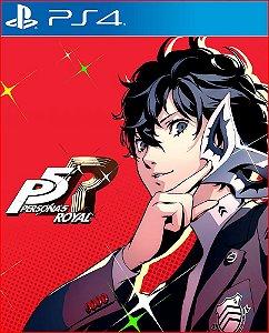 Persona5 Ps4 Mídia Digital