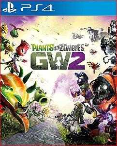 PLANTS VS ZOMBIES GARDEN WARFARE 2 PS4 PSN MIDIA DIGITAL