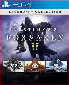 DESTINY 2 FORSAKEN LEGENDARY COLLECTION PS4 PSN MIDIA DIGITAL