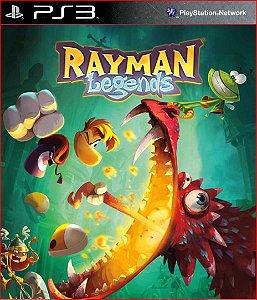RAYMAN LEGENDS PS3 MÍDIA DIGITAL