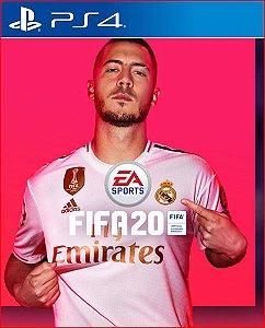 FIFA 20 PS4 PSN  PORTUGUÊS | FIFA 2020 MÍDIA DIGITAL