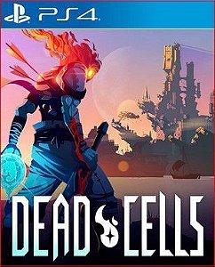 DEAD CELLS PS4 PSN DIGITAL PT-BR