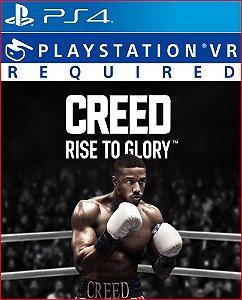 CREED RISE TO GLORY VR PS4 MÍDIA DIGITAL