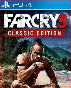 FAR CRY 3 CLASSIC EDITION PS4 MÍDIA DIGITAL