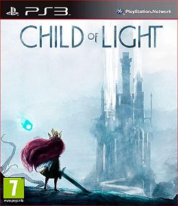 CHILD OF LIGHT PS3 MÍDIA DIGITAL