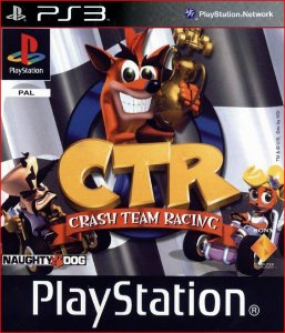 CTR: CRASH TEAM RACING PS3 MÍDIA DIGITAL