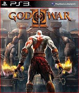 GOD OF WAR II HD PS3[MÍDIA DIGITAL