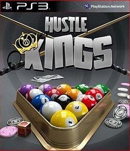 HUSTLE KINGS PS3 MÍDIA DIGITAL