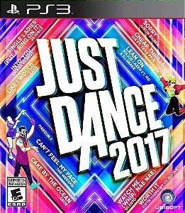 JUST DANCE 2017 PS3 MÍDIA DIGITAL