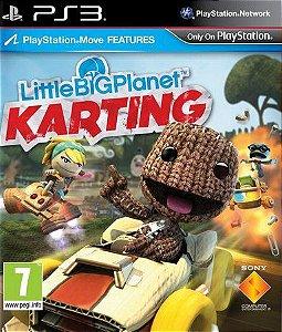 LITTLE BIG PLANET KARTING PS3 MÍDIA DIGITAL