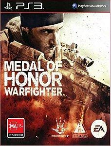 MEDAL OF HONOR WARFIGHTER PS3 MÍDIA DIGITAL