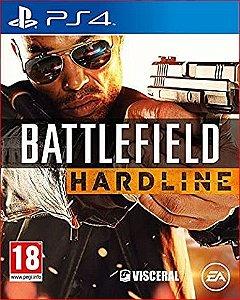 battlefield hardline ps4 psn midia digital