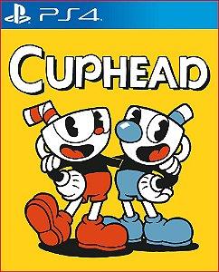 CUPHEAD PS4 MÍDIA DIGITAL