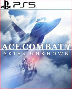 ace combat 7 skies unknown ps5 midia digital
