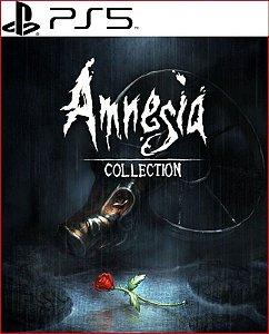 amnesia collection ps5 psn midia digital