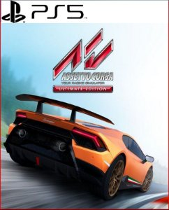 assetto corsa ultimate edition ps5 midia digital
