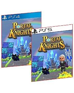 PORTAL KNIGHTS PS4 E PS5 MÍDIA DIGITAL PSN