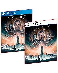 STELLARIS CONSOLE EDITION PS4 PS5 MÍDIA DIGITAL PSN