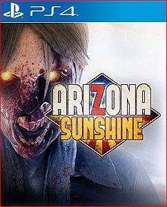 ARIZONA SUNSHINE PS4 MÍDIA DIGITAL