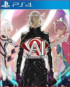 Ai: The Somnium Files ps4 midia digital
