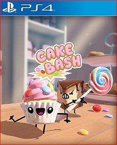 CAKE BASH PS4 MÍDIA DIGITAL