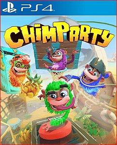 CHIMPARTY PS4 MÍDIA DIGITAL