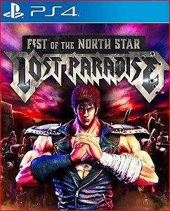 FIST OF THE NORTH STAR LOST PARADISE PS4 MÍDIA DIGITAL