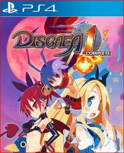 DISGAEA 1 COMPLETE PS4 MÍDIA DIGITAL