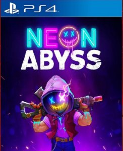 NEON ABYSS PS4 MIDIA DIGITAL