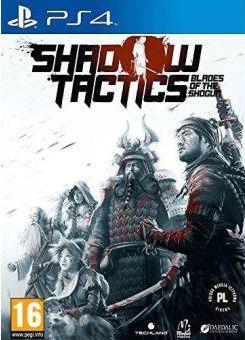 SHADOW TACTICS BLADES OF THE SHOGUN PS4 MIDIA DIGITAL