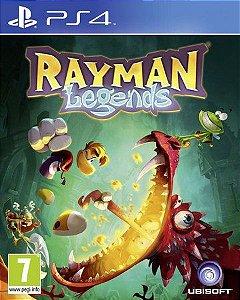 RAYMAN LEGENDS PS4 MIDIA DIGITAL