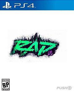 RAD PS4 MÍDIA DIGITAL