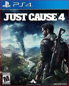 JUST CAUSE 4 RELOADED PS4 MÍDIA DIGITAL
