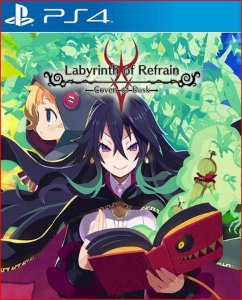 LABYRINTH OF REFRAIN COVEN OF DUSK PS4 MIDIA DIGITAL