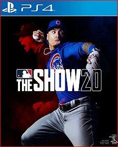 MLB THE SHOW 20 | PS4 | MÍDIA DIGITAL
