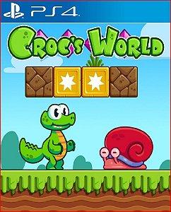 CROC'S WORLD PS4 MÍDIA DIGITAL
