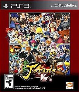 J STARS VICTORY VS+ PS3 PSN MÍDIA DIGITAL