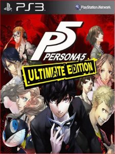 PERSONA 5 ULTIMATE EDITION PS3 PSN MÍDIA DIGITAL