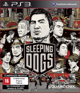 SLEEPING DOGS PS3 PSN MÍDIA DIGITAL