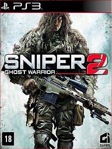 Sniper Ghost Warrior 2 PS3 PSN Mídia Digital