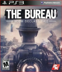 THE BUREAU XCOM DECLASSIFIED PS3 PSN MÍDIA DIGITAL