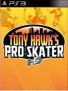 TONY HAWK'S PRO SKATER HD PS3 PSN MIDIA DIGITAL